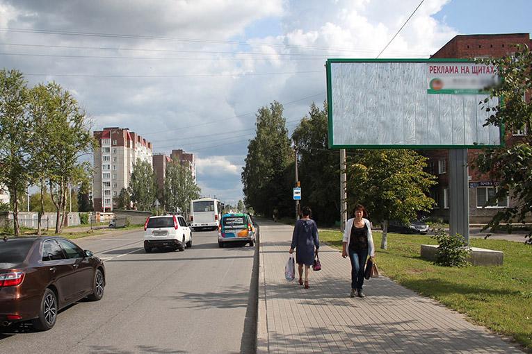 билборды в Гатчине